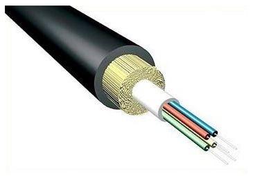 24-vláknový 50/ 125 Optický kabel  Outdoor