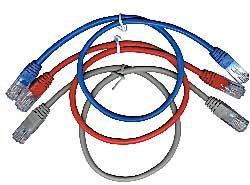 GEMBIRD Eth Patch kabel cat5e UTP 0, 5m - černý