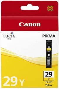 Canon PGI-29 Y, žlutá