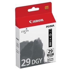Canon PGI-29 DGY, tmavě šedá
