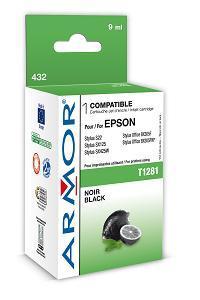 Armor ink-jet pro Epson S22, SX125 T128140 Bk